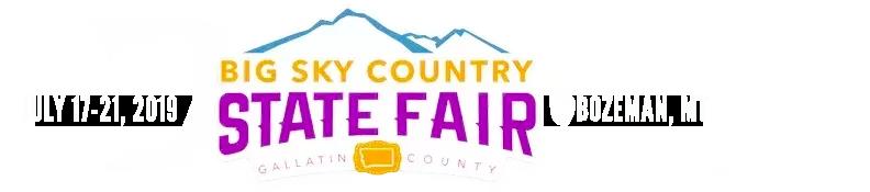 2019 Big Sky Country State Fair